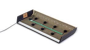 Professionelles Einbau-Mikrofonsystem für Akkordeon und Steirische Harmonika