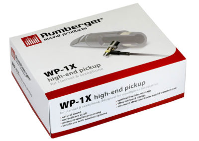 WP-1X - Packaging